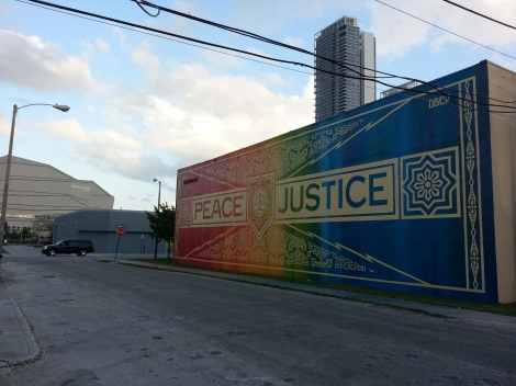 Miami Geo Quiz #7: Peace & Justice. Source: Matthew Toro. March 31, 2013.