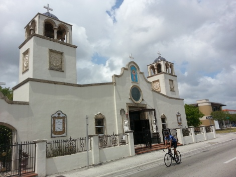 Miami Geo Quiz #10: Santuario del Divino Niño. Source: Matthew Toro. May 10, 2014.