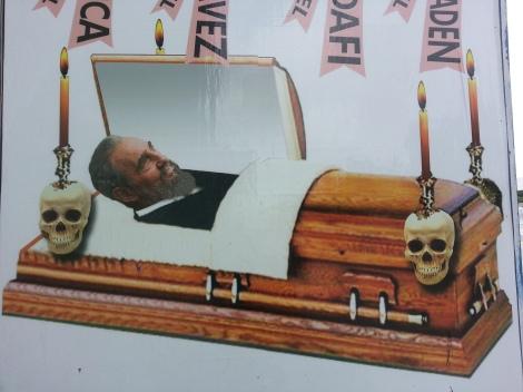 Miami Geo Quiz #13: Cuban Exiles Killing Castro. Source: Matthew Toro. May 10, 2014.
