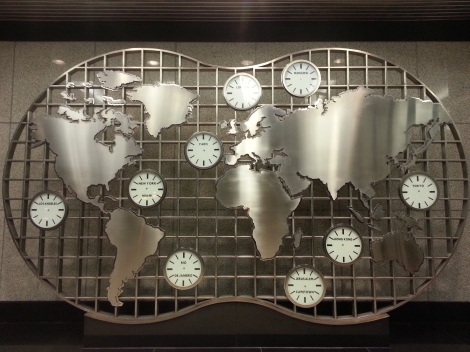 Miami Geo Quiz #17: Empty Earth Clocks. Source: Matthew Toro. December 9, 2014.