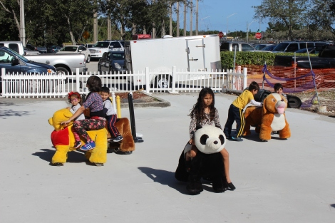 Miami Geo Quiz #18: Cuddly Animal Rides. Source: Matthew Toro. November 29, 2014.