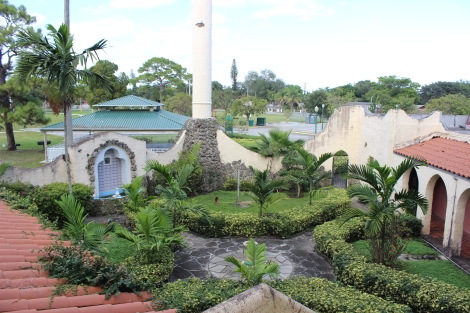 Miami Geo Quiz #23: Subtropical Courtyard. Source: Matthew Toro. November 29, 2014.