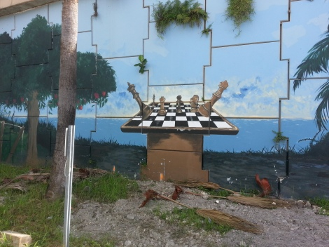 Miami Geo Quiz #27: Chess Blocks. Source: Matthew Toro. October 11, 2014.