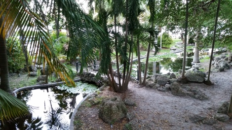Miami Geo Quiz #3: Not-So-Hidden Pond --B. Source: Matthew Toro. July 12, 2015.