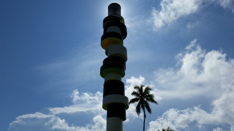 Miami Geo Quiz #35: Stacked Beacon -- B. Source: Matthew Toro. August 23, 2015.