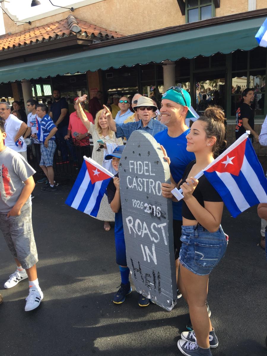 Fidel Castro Death